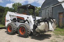 Used Bobcat S630 in