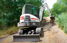 Used Bobcat E32 in A