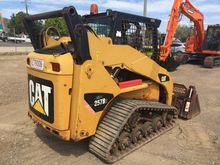 Used CAT 257B in Asq
