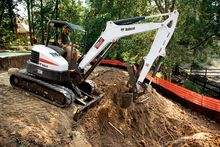 Used Bobcat E50 in A