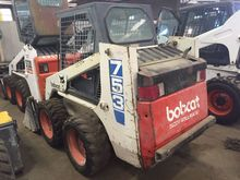 Used Bobcat 753 in A