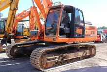 Used 2010 Doosan DX3