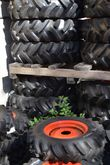 Used Bobcat TYRES in