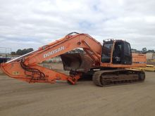 Used 2005 Doosan DX3