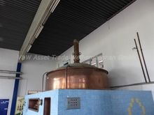 Copper vessel (lauter tun)