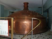 1978 4 vessels brewhouse