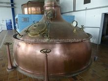 Copper vessel (mash kettle)