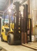 Used Caterpillar C5000 Forklift for sale   Machinio