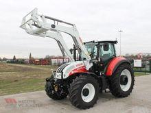 Used 2015 Steyr 4115