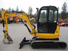 Used JCB 8030 in Kär
