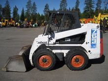 Used Skid steer load