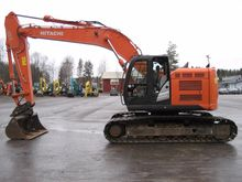 Used Hitachi-5 ZX225