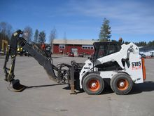 Skid steer loaders Bobcat