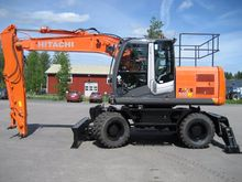 Used Hitachi ZX 140