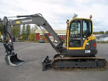 Used Volvo ECR88 the
