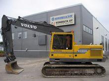 Volvo EC200 BUCKET TILTING