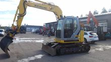 New Holland Kobelco E70BSR Engc
