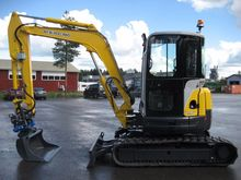 New Holland SOLD! E50BSR SMP-ro