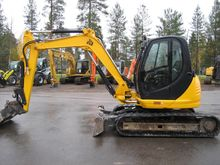 Used JCB 8085 in Kär