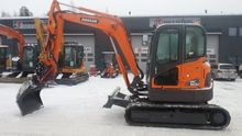Doosan DX60R NEW rotator
