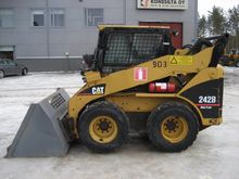 Skid steer loaders Caterpillar