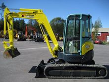 Used Yanmar VIO45 in