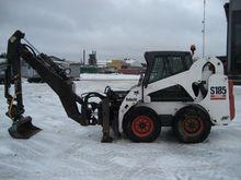 Skid steer loaders Bobcat