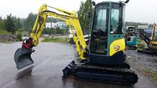Yanmar ViO25CR-4 NEW rotator, s