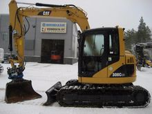 Used Caterpillar 308
