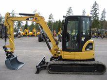 Caterpillar 304CCR the tilt + B