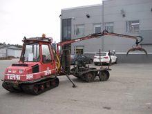 Terri 2040D forestry tractors