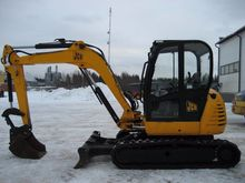Used JCB 8052 in Kär