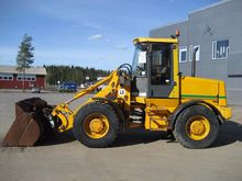 Used JCB 416 in Kärs