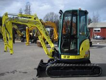 Yanmar ViO33U NEW rubber tracks