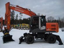 Hitachi ZX140W-3 PROBOENGCON +
