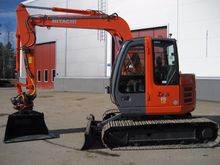 Hitachi ZX85US rotator OTHERS.