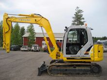 New Holland Kobelco E80BMSR 2-m