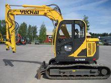 Used Yuchai YC75SR i