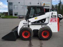 Used Bobcat A220 HIG