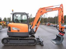 Doosan DX60R INDEXATOR