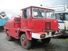 1962 BERLIET fireman