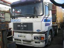 Used 2000 MAN 19.343