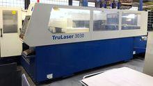 2007 TRUMPF TruLaser 3030 - 4 k