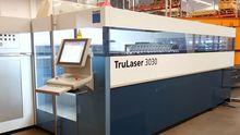 2012 TRUMPF TruLaser 3030 - 5 k