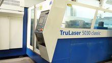 2007 TruLaser 5030 - 5 kW class