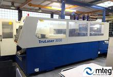 TRUMPF TruLaser 3030 - 4 kW - L