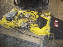 "2012 John Deere 48"" EDGE MOWER"