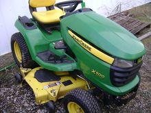 2010 John Deere X500