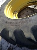 2013 John Deere Good Year tires