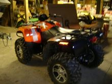 2012 Arctic Cat 1000